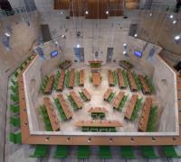 Anglu Farrugia reconfirmed speaker as Parliament opens for 13th legislature