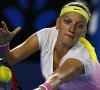 Australian Open: Petra Kvitova crashes out to Madison Keys