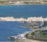 Chemical deterioration of Sliema to Mellieha coastline