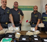 Sicily police nab Maltese man carrying 22kg of cocaine and heroin in his car