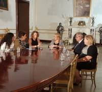 President meets Occupy Justice leaders: 'We cannot return to the dark ages'