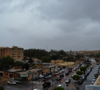 Thundery showers, strong winds hit Malta