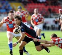 O'Brien leads Malta to victory against Switzerland