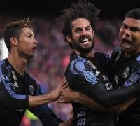 UEFA Champions League | Atletico Madrid 2 - Real Madrid 1