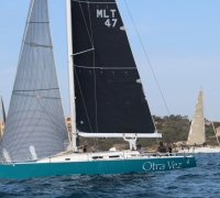 Fickle winds and steep swells for RMYC Citadel Coastal Race