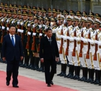 China, Philippines resume talk on South China Sea disputes