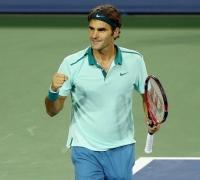Federer downs Ferrer to capture sixth Cincinnati title