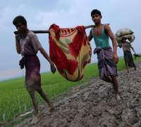 Myanmar blocks all UN aid to civilians at centre of Rohingya crisis