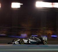 Rosberg leads Mercedes front row lock-out in Bahrain