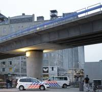 Van with gas bottles found outside cancelled concert in Rotterdam