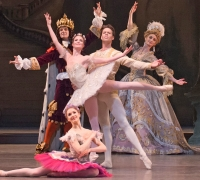 Sleeping Beauty ballet to be broadcast live from the Royal Opera House