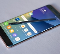 Samsung blames Galaxy Note 7 fires on faulty batteries
