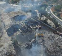 No responsibilities yet for Sant'Antnin fires