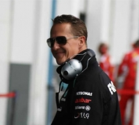 Positive signs for Schumacher
