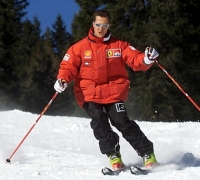Schumacher leaves hospital, no longer in coma