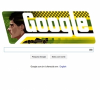Google honours Ayrton Senna with 'Doodle'