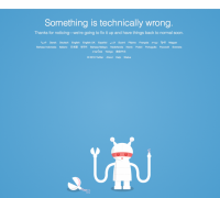 Twitter down across web, mobile interfaces