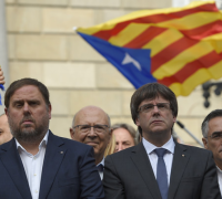 Spain issues EU arrest warrant for Carles Puigdemont