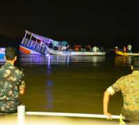 At least 16 dead after boat capsizes in India