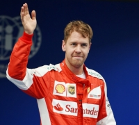 Vettel wins dramatic Hungarian Grand Prix