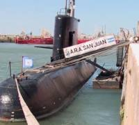 Argentina: hunt for missing submarine to return to previously searched area