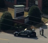 US teen kills father, opens fire on schoolyard