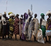 South Sudan suffering 'man-made' famine