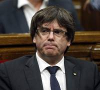Catalonia's former leader Carles Puigdemont surrenders to police