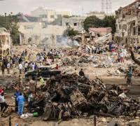 [WATCH] Mogadishu truck bomb: at least 500 dead in Somalia's worst terrorist attack