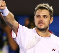 Stanislas Wawrinka defeats Rafael Nadal to win the Australian Open final