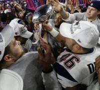 American Football - Patriots beat Seahawks for first Super Bowl win in 10 years