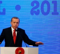 EU lawmakers' vote on Turkish membership 'has no value', Erdogan says
