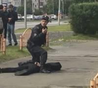 8 injured in multiple stabbing in Russia