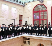 45 students graduate from the London College of Music in MSA ceremony