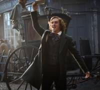 Film Review: The Man Who Invented Christmas