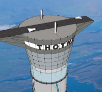 Canadian company proposes 'space elevator'