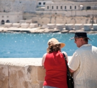 110,182 outbound visitor trips in fourth quarter 2014