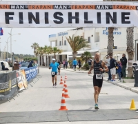 Podium finish for triathlete Fabio Spiteri in Sicily