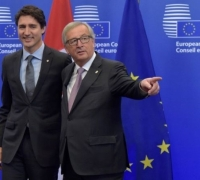 EU and Canada sign landmark free trade deal