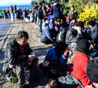 Migrant pact back on table in EU, Turkey talks
