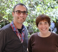 Taking advantage of being 'in-between' | Vicki-Ann Cremona and Stefan Aquilina