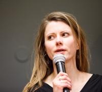 Icelandic author headlines Campus Book Fest