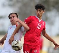Malta U-16s win last game in style