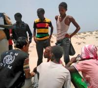 Smugglers 'deliberately drowned' dozens off coast of Yemen, UN says