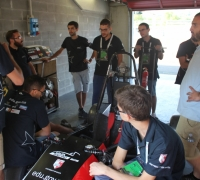 University students crowdfund racing car for international competition