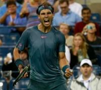 US Open: Nadal thrashes Robredo