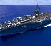 North Korea prepared to strike U.S. aircraft carrier