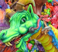 [SLIDESHOW] Carnival brings colour and music to Valletta
