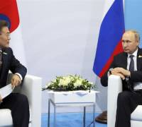Putin says putting pressure on North Korea is a 'dead-end road'