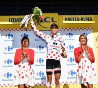 Tour de France 2017: Warren Barguil wins on Izoard as Chris Froome maintains control
